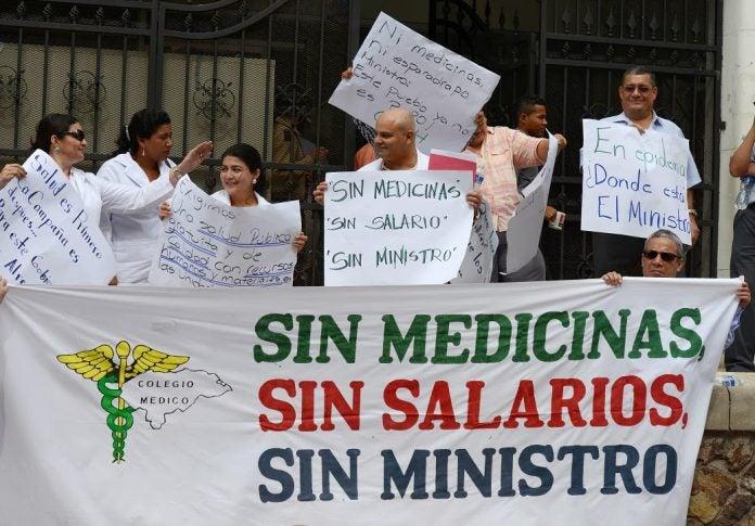 presupuesto al sector Salud