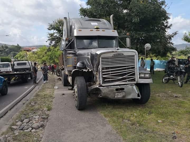 VÍDEO: capturan a conductor de rastra que ocasionó tragedia en la capital