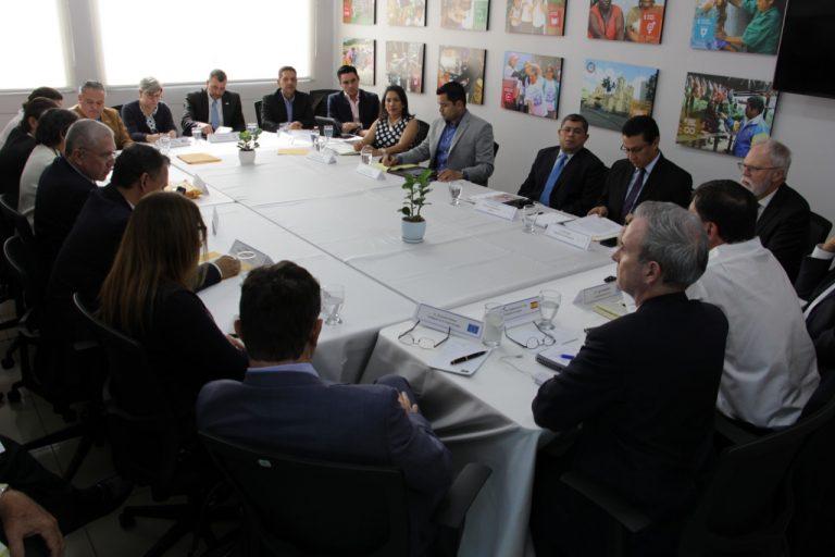 Igor Garafulic confirma que el diálogo político nacional en Honduras sí va
