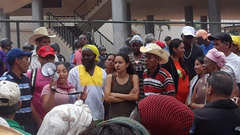 Dirigente garífuna: «La Ley de Consulta Previa es nociva para el pueblo indígena»