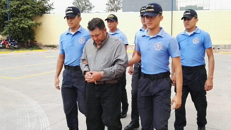 Tegucigalpa: capturan al quinto hondureño más buscado por la Policía Nacional