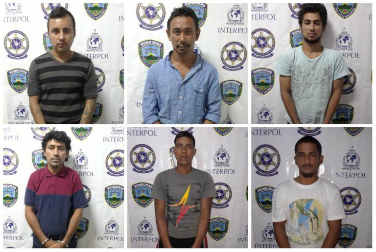 Los capturan en México por tener una cuenta pendiente con la justicia hondureña