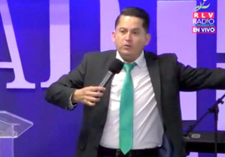 Pastor hondureño es acusado de abusar sexualmente de menor en EEUU