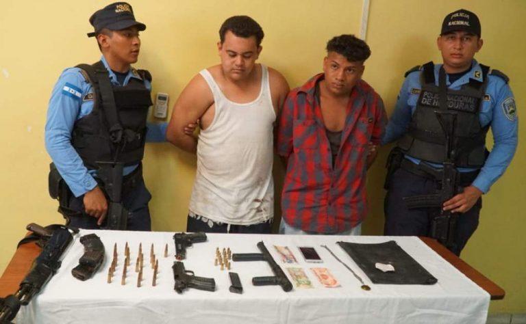 La Lima: los señalan de pertenecer a la 18 y de participar en tiroteo