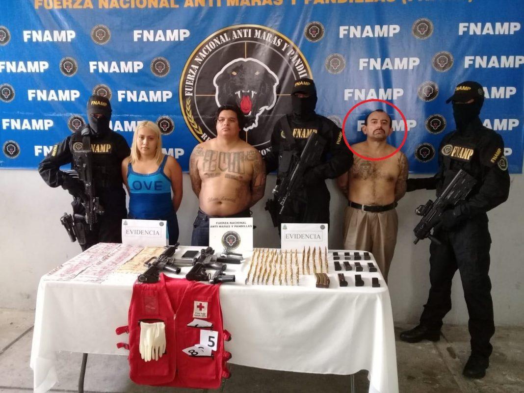 pandilleros en Colonia Trejo