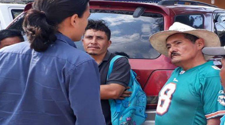 !Insólito!! A la cárcel mandan a indígena lenca por sembrar maíz