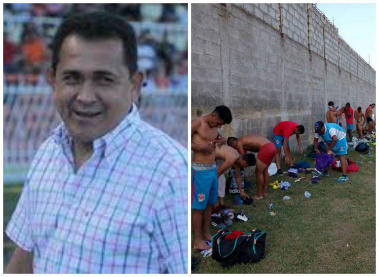 Nahúm Espinoza se sale con la suya y Olimpia ya no viajará a Roatán