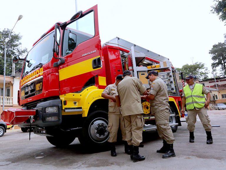 Honduras: resultados de operaciones realizadas por bomberos en lo que va del 2018