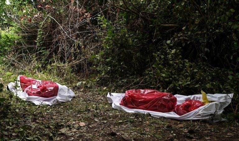 ¿Hondureños entre los cadáveres en Veracruz? Pasarán cuatro años hasta saberlo