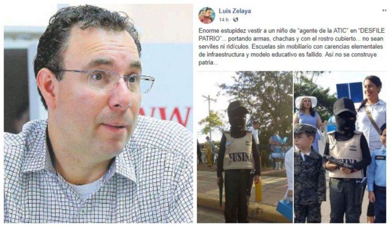 """Padres anuncian medidas legales contra Luis Zelaya por """"afectar"""" imagen de niños"""