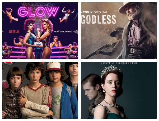 Conoce las razones por las que series de Netflix están nominadas a los Emmy