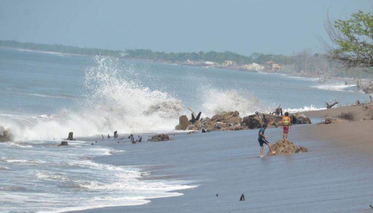 Extienden alerta verde por 48 horas más para municipios aledaños al Golfo de Fonseca