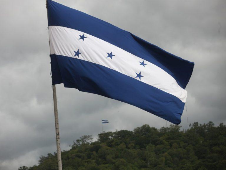 Diputados presentan moción para modificar colores de la Bandera de Honduras