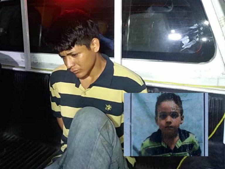 Dejan en libertad al joven que supuestamente estranguló a un niño en Choloma