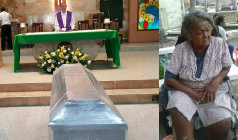 Sampedranos no permitieron que a «Doña Nicotina» la enterraran en fosa común