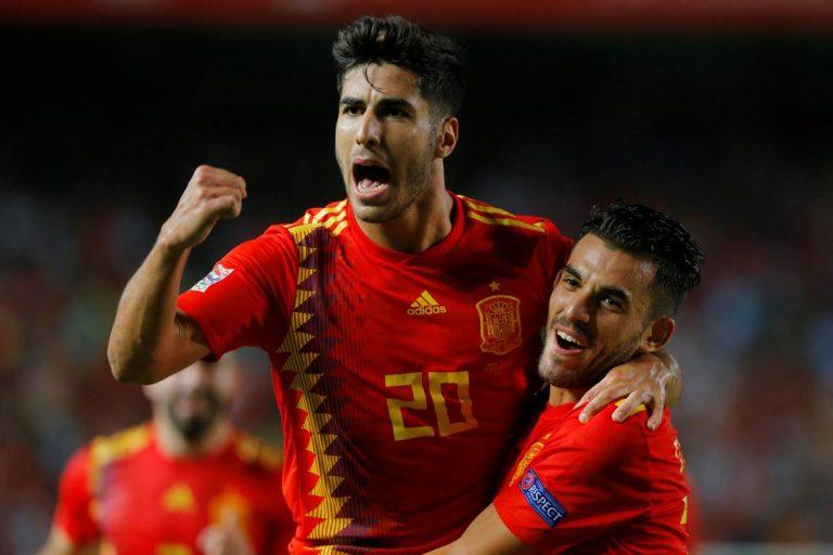 España humilló a Croacia 6-0 en el debut del subcampeón del Mundial en la UEFA Nations League