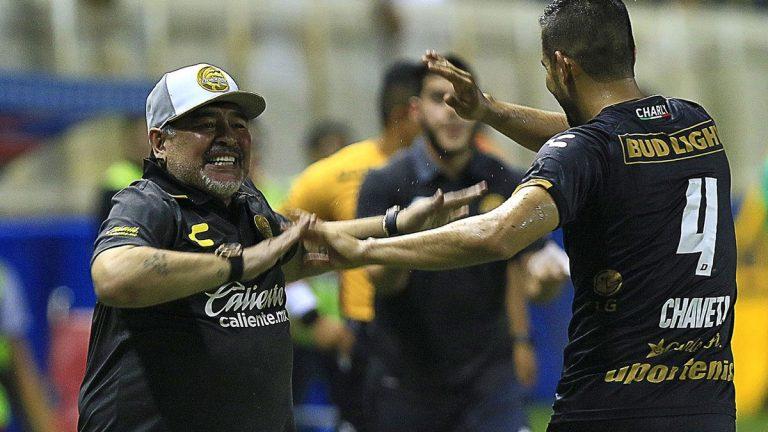 Alebrijes recibe a Maradona y sus Dorados de Sinaloa