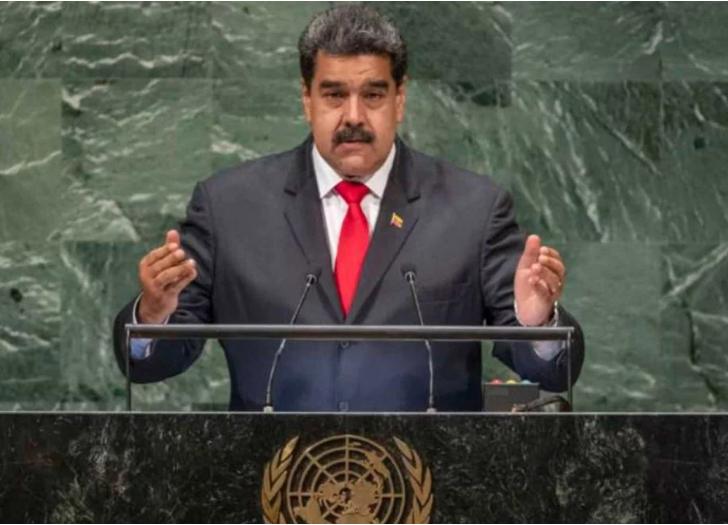 Nicolás Maduro sorprende durante su polémico discurso en la ONU