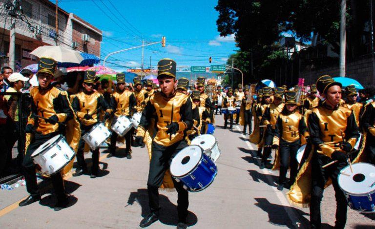 Siete anillos de seguridad implementará la PMOP en desfiles patrios