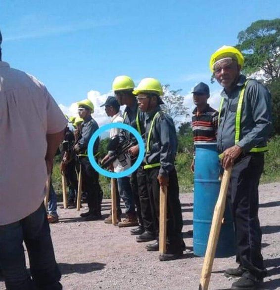 Disputa minera: Guardias de Lenir Pérez  disparan contra Pobladores; varios heridos