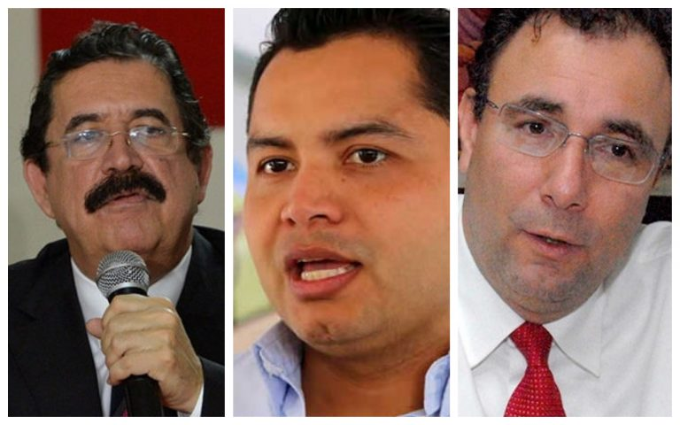 Manuel Zelaya propone reglamentar la reelección; PN Y PL reaccionan