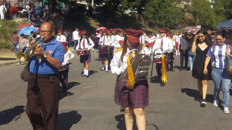 feriado del 15 de septiembre en Honduras