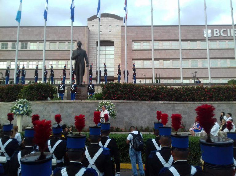Honduras hoy celebra 197 años de independencia