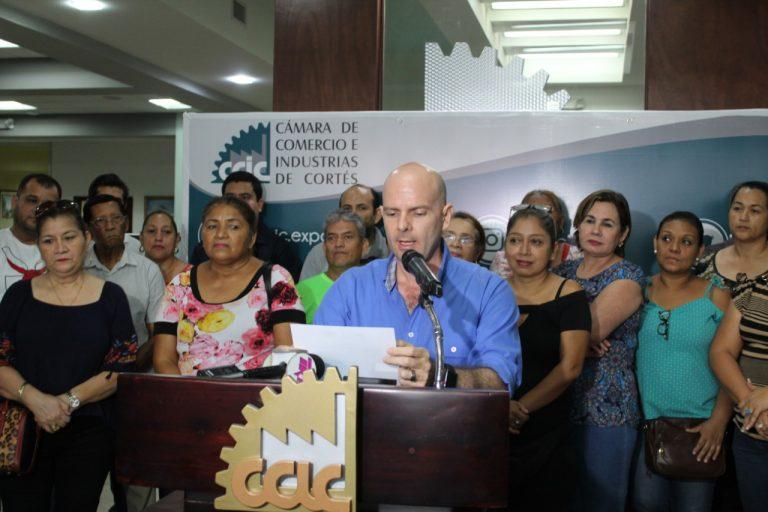 CCIC exige a Marvin Ponce disculpas públicas por afectar al «Bazar del Sábado»