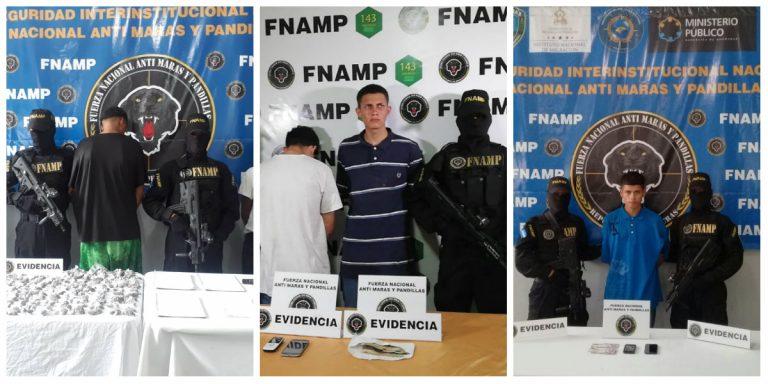 «Cacería mayor» contra pandilleros en el Valle de Sula y otros puntos