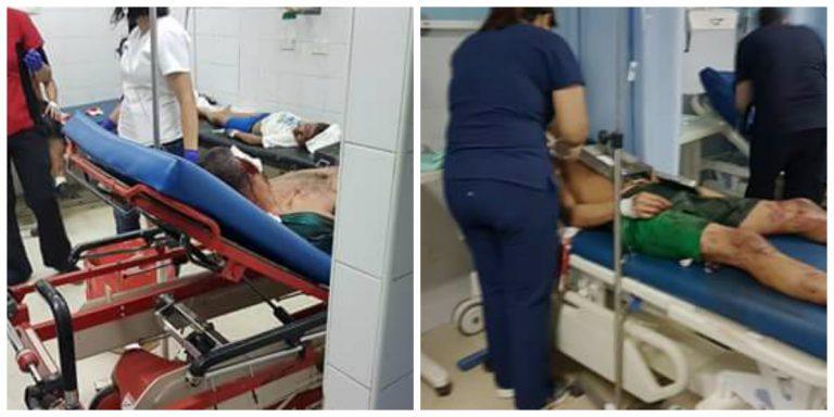 Dos reos muertos deja enfrentamiento registrado en La Tolva