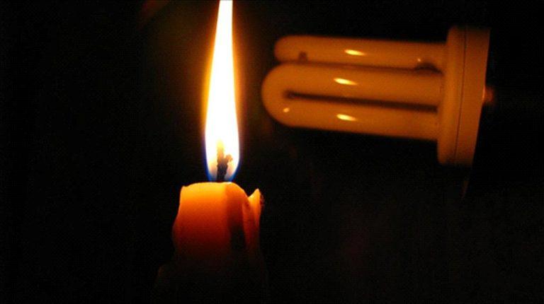 Lugares que se verán afectados por los abusivos  cortes de energía este sábado