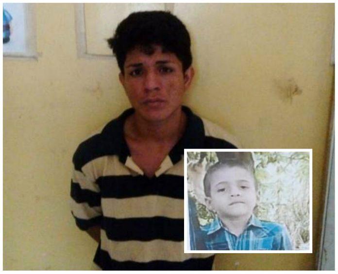 niño asesinado en choloma