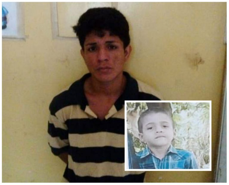 Por falta de pruebas, fiscal deja libre a padrastro de niño asesinado en Choloma