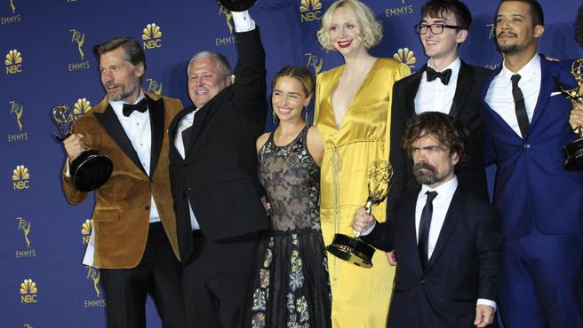 Juego de Tronos y La maravillosa señora Maisel triunfan en los Emmy 2018