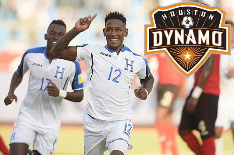 ¡El Houston Dynamo felicita a Honduras en su 197 aniversario!