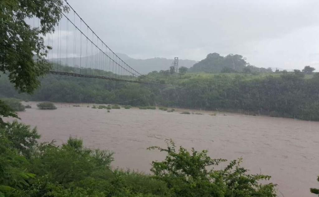 lluvias para la zona sur