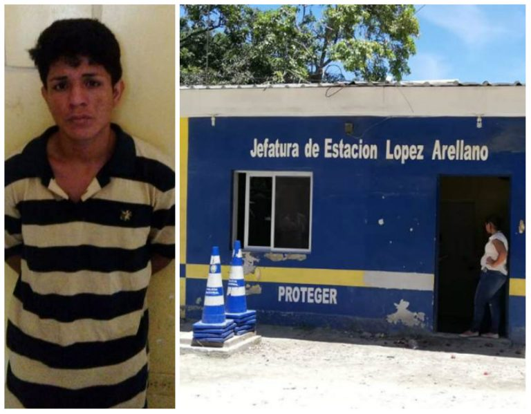 Recapturan a padrastro de niño estrangulado en Choloma; pruebas lo incriminan
