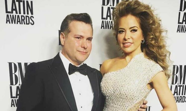 Gloria Trevi confirmó su separación y su aún esposo reacciona en redes