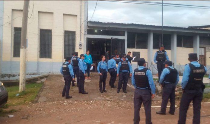 centro penal de la paz