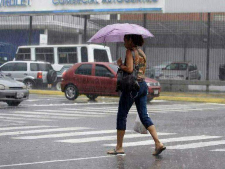 CLIMA DE HOY: Lloverá en el sur del país, CENAOS pide tomar precauciones