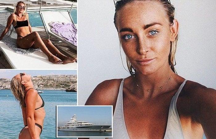 Investigan caso: modelo apareció muerta en yate de un mexicano en Grecia
