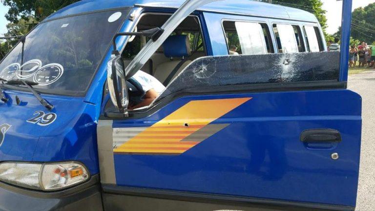 Motorista asesinado en Puerto Cortés tenía menos de un mes trabajando
