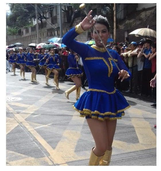 197 años de emancipación política: desfiles engalanan las calles de Tegucigalpa
