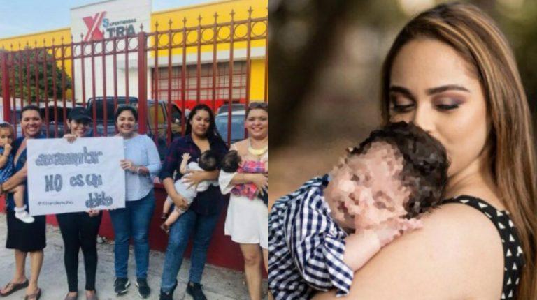 «Ya ofrecimos una disculpa»: Tiendas Xtra sobre expulsada por amamantar a su bebé