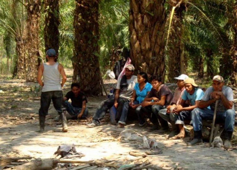 Honduras: alertan a la policía sobre exlíder campesino que impone «Estado de sitio» en el Aguán