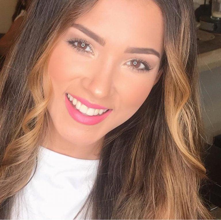 Yaritza Owen, primer presentadora hondureña en Nuestra Belleza Latina