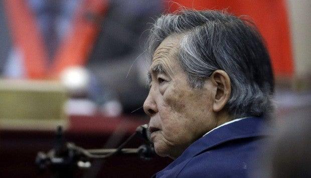 Perú: Corte Suprema anula indulto a Alberto Fujimori y ordena su captura