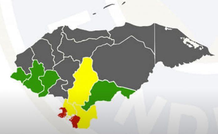 alerta roja para Alianza y Marcovia