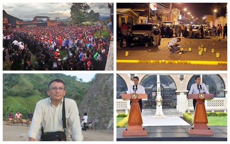 PASÓ EN LA SEMANA: Caravana llega a México, Bartolo Fuentes y masacre en El Carrizal