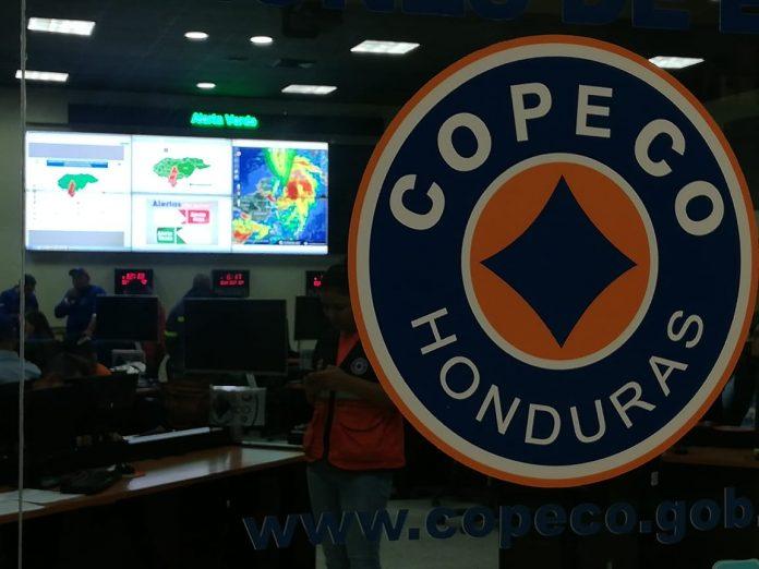 jefa de operaciones de COPECO